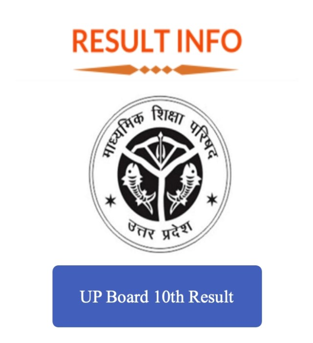 UP Board 10th Result 1