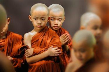 धर्म परिभाषा, धार्मिक असामंजस्यता, बौद्धकालीन शिक्षा