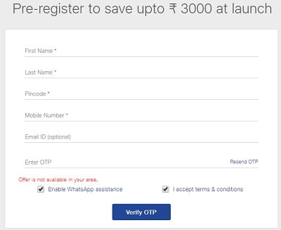 jiomart rs 3000 offers pre-registration