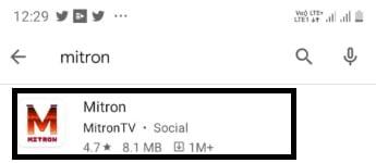 mitron app download