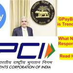 GPayBanned By RBI