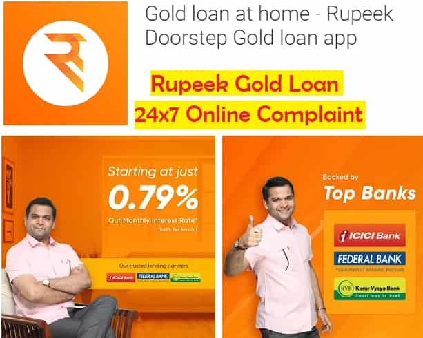 Rupeek Gold Loan Customer Care Helpdesk