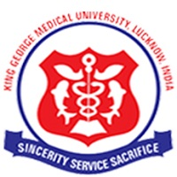 king george's medical university logo