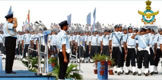 IAF Airmen Jobs 2018