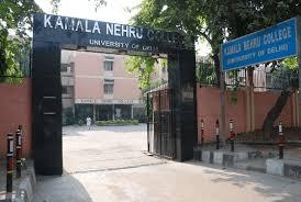 kamala nehru college delhi