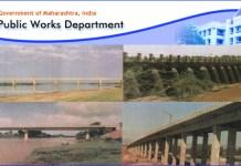 Maharashtra PWD Junior Engineer Posts Job 2018