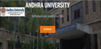 Andhra Pradesh University Recruitment for 104 Assistant Professor Post| Online Application