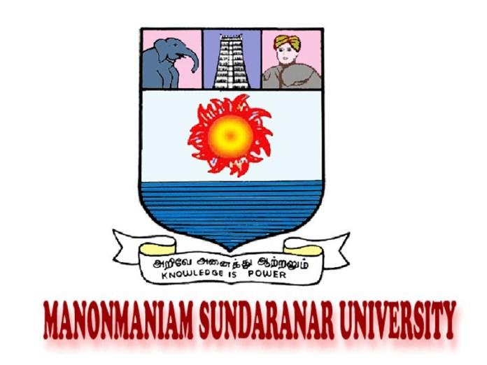 Manonmaniam Sundaranar University