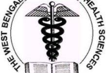 West Bengal University of Health Sciences (WBUHS), Kolkata Recruitment 2018