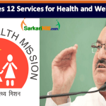 NHM provides Package of 12 Services for health and wellness center