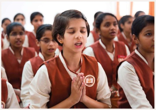 Haryana Government to Introduce Gayatri Mantra in School Prayers