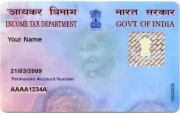 PAN Card (Permanent Account Number) - Details, Download, Application / Verification