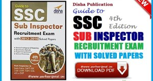 Guide to SSC Sub Inspector Recruitment Exam
