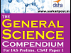 The General Science Compendium