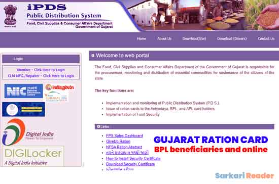 Gujarat-Ration-Card