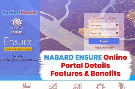 NABARD-ENSURE-Online-Portal-Details