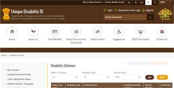 Features of Mukhyamantri Disabled Empowerment Scheme