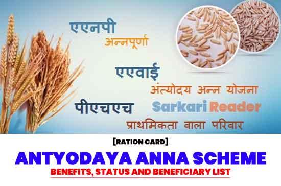 Antyodaya-Anna-Scheme