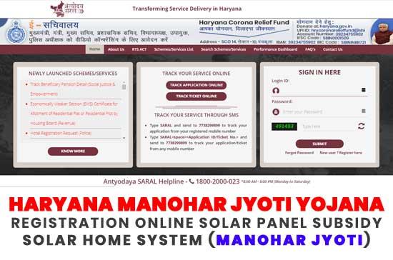 Haryana-Manohar-Jyoti-Yojana