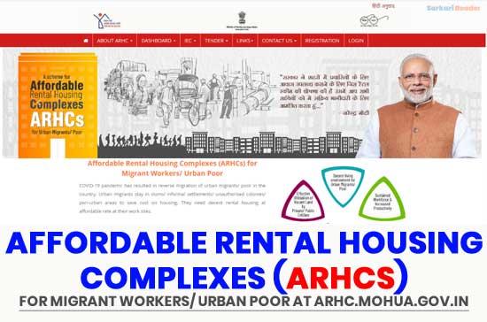 Affordable-Rental-Housing-Complexes-(ARHCs)-arhc.mohua.gov.in