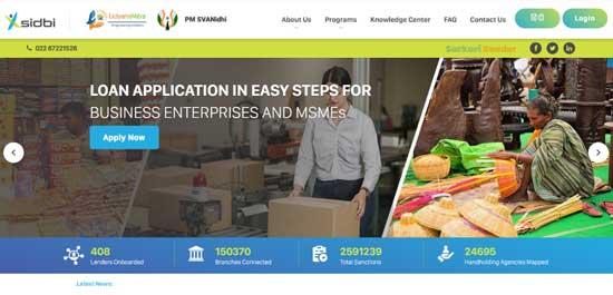 Pradhan-Mantri-MUDRA-Yojana-udyamimitra-Official-Website