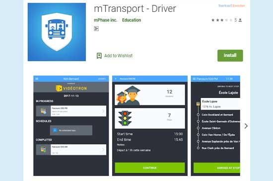 download-M-transportation-app