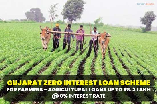 Gujarat-Zero-Interest-Loan-Scheme-for-Farmers