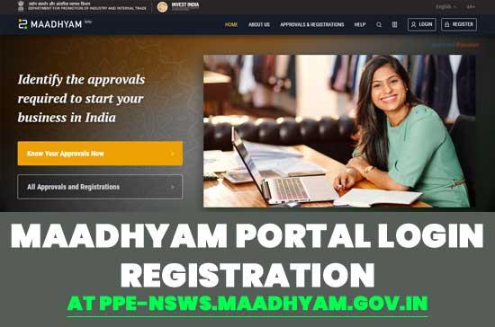 Maadhyam-Portal-ppe-nsws.maadhyam.gov.in