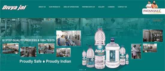Patanjali-Divya-Jal-Distributorship-(Franchise)-Apply-Online