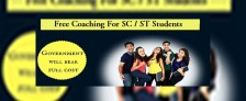 Uttarakhand Free Coaching Scheme for Poor SC / ST Students