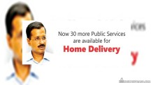 Delhi Govt Doorstep Delivery Services List [All 100] – Complete Phase 1, 2 & 3 Public Services