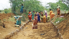 MGNREGA Wage Rate 2020 – 10% Rise in MGNREGS Average Wages for Workers in Budget 2020-21