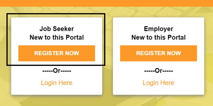 नौकरी चाहने वाले पंजीकरण Mprojgar सरकार