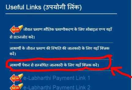 e-Labharthi Payment Link 1