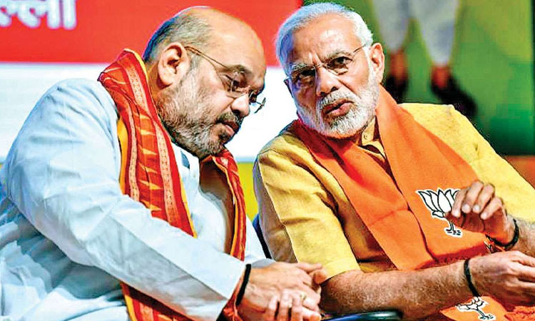 congress wants to make people fight in the name hindu muslim amit shah