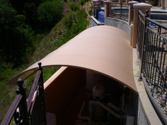 Sark Custom Awnings - Custom Shape Awning (42)