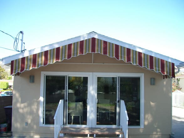 Sark Custom Awnings - Custom Shape Awning (80)