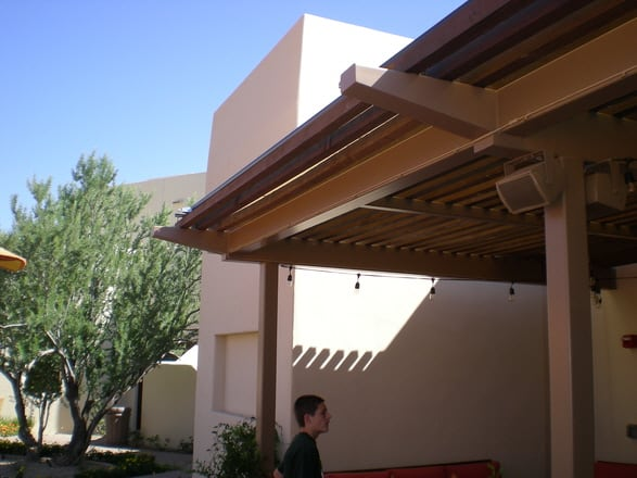 Sark Custom Awnings Skylight Awning 1