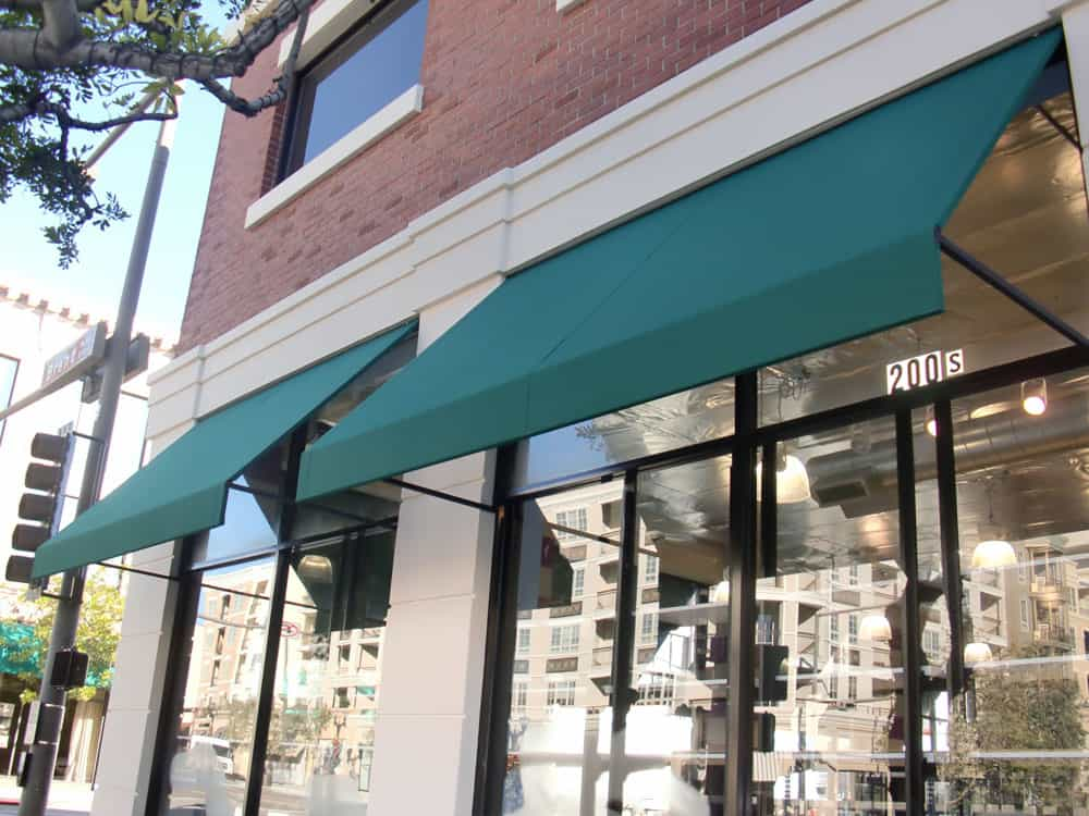 Standard Awning for Commercial Buildings