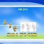 Gresorluk-HR- (H1)- Brass DIN- 71412-2