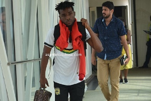 Maxwell Baakoh refuses GH¢3,500 offer from Kumasi Asante Kotoko