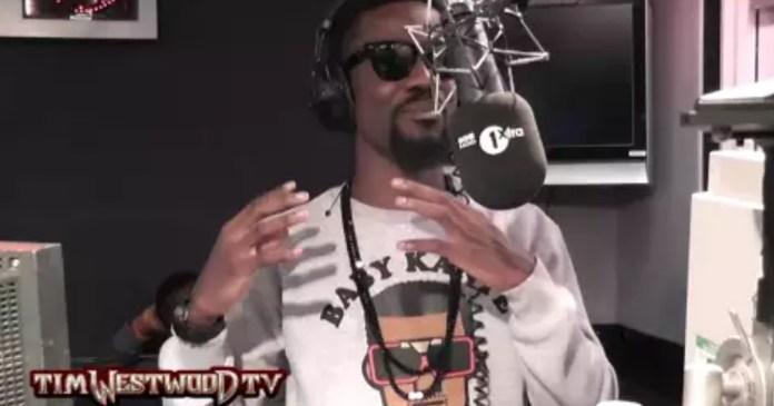 Sarkodie fastest rapper in Africa! - Westwood