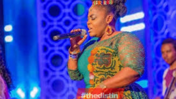 Gospel Musician, Celestine Donkor Robbed By Armed Robbers