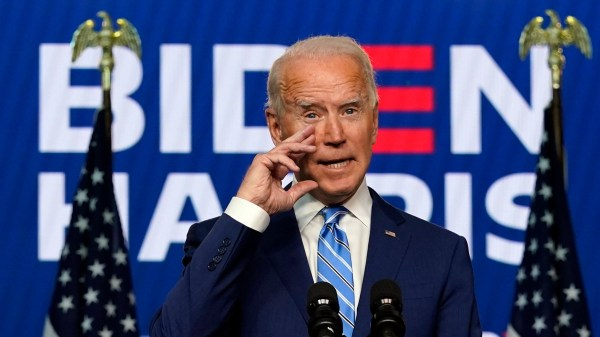 US election 2020: Joe Biden wins presidency