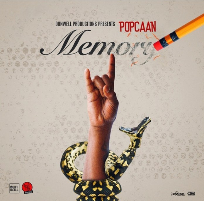 Download MP3: Popcaan – Memory (Prod. By Dunwell Productions)