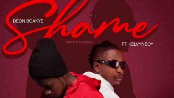 Download MP3: Deon Boakye — Shame ft KelvynBoy