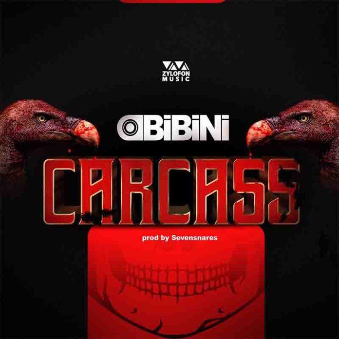 Obibini - Carcass (Amerado Diss 2) - Prod By Sevensnare