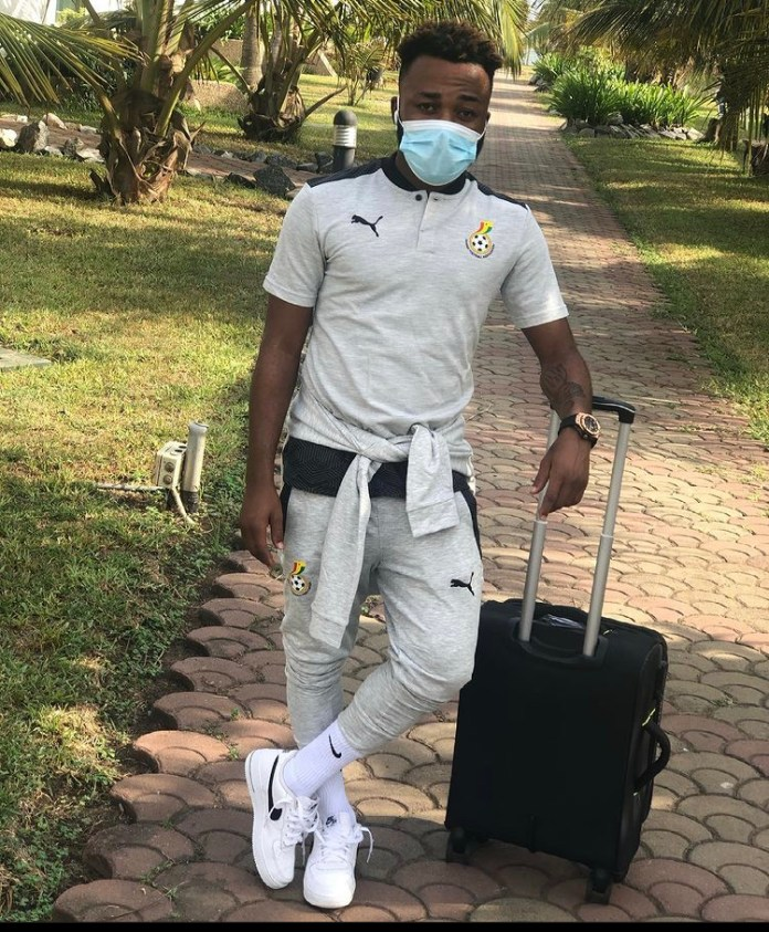 Breaking News: Gladson Awako wants to leave Hearts after only four weeks,The Reasons is..