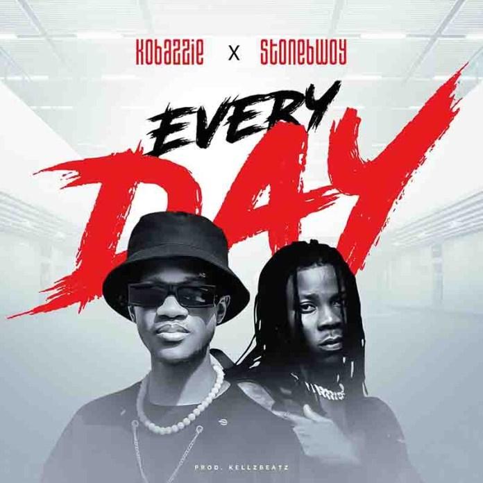 Kobazzie - Everyday ft Stonebwoy (Prod by KellzBeatz)