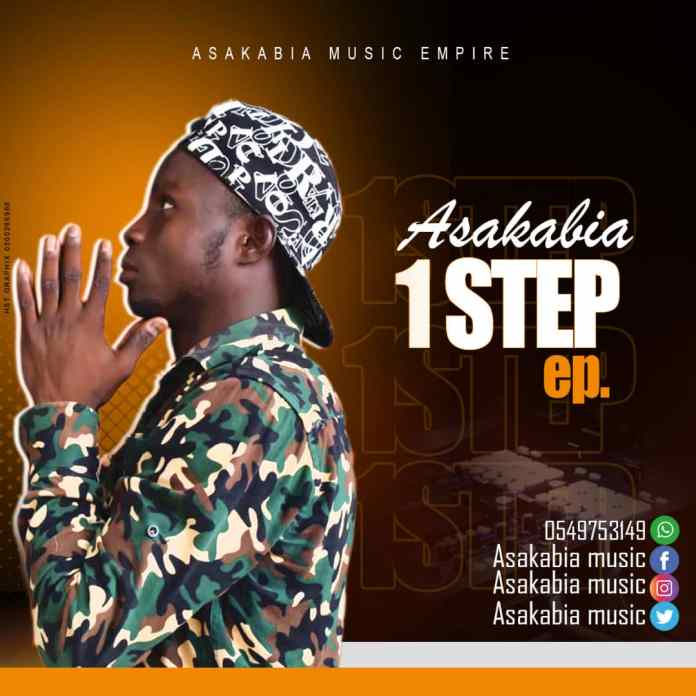 """Asakabia Set To Drop An EP For All Music Fans Titled """"1Step"""""""